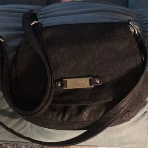 4 for $10 Small black Relic purse